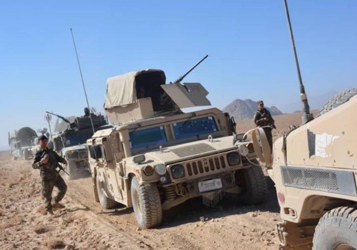 تلفات سنگین طالبان در ۲۴ ساعت گذشته؛ پنج فرمانده کلیدی این گروه در هلمند کشته شد