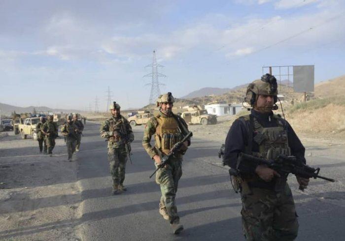 جان باختن ۳۵ جنگجوی طالب در یک حمله هوایی در ولایت ننگرهار