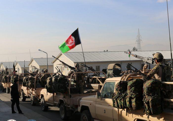 تلفات سنگین طالبان در ولسوالی دوشی بغلان