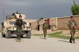 طالبان: ولسوالی زارع بلخ را سقوط دادم، ارتش: تغییر موقعیت دادیم