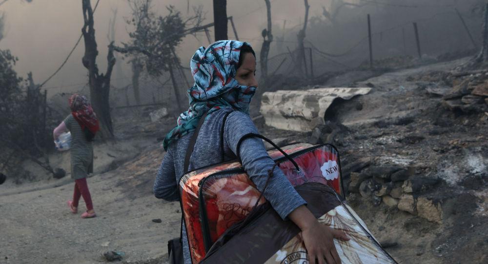 کمیسییون حقوق بشر: ناامنی منجر به افزایش گراف مهاجرتهای مردم افغانستان شده است