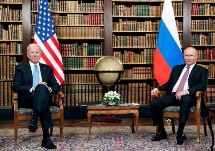 طولانیترین ملاقات پوتین و بایدن؛ مسکو: «انتظار تحول چشمگیری نداشته باشید»