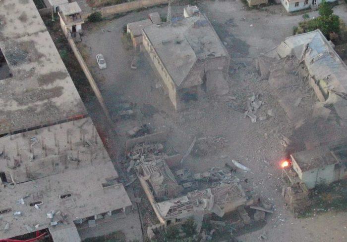 انفجار موتربمب طالبان بر یک مرکز ارتش ملی در ولایت بغلان