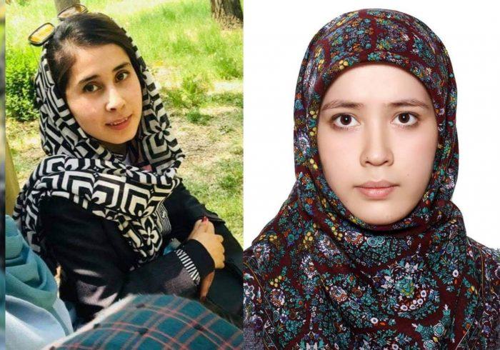 طیبه و فاطمه دو کارمند ریاست افغانفلم در انفجارهای برچی جان باختند