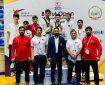 مقام هفتم رقابتهای قهرمانی تکواندوی آسیا به نام افغانستان ثبت شد
