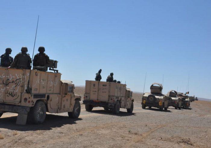 آزادسازی مراکز ۱۴ ولسوالی از کنترل طالبان
