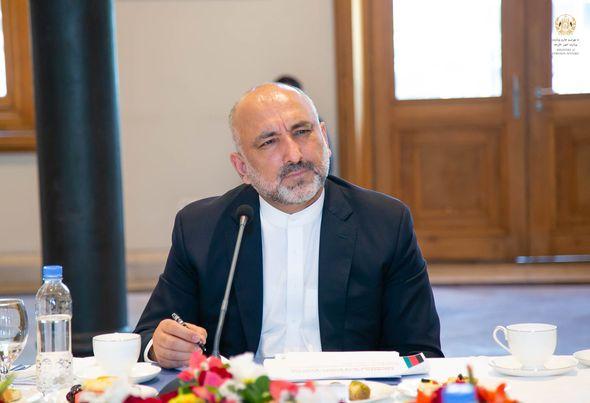 اتمر: روابط طالبان و جنگجویان خارجی، تهدید بالقوه برای بیثباتی منطقه است