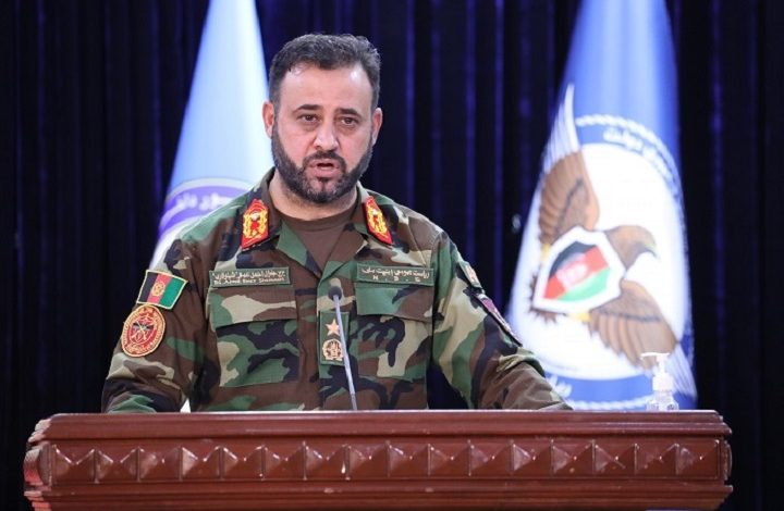 سخنگوی قوای مسلح: تا کنون ۲۴ ولسوالی از کنترل طالبان آزاد شده است