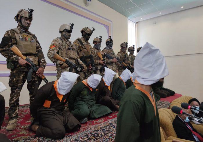 آدمربایانیکه میخواستند با سرقت پول در ولایت هرات «مدرسه» بسازند