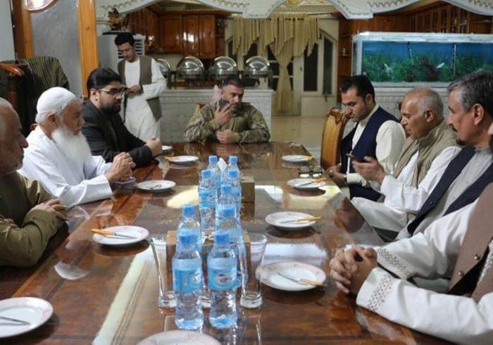 اسماعیل خان: مدیریت واحد جنگ در حوزه غرب ایجاد شود