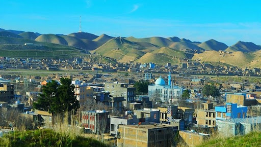 جنگجویان طالبان وارد شهر بادغیس شدهاند