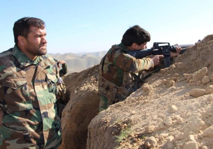 کشته شدن ۲۸ جنگجوی طالب در ولایت بادغیس
