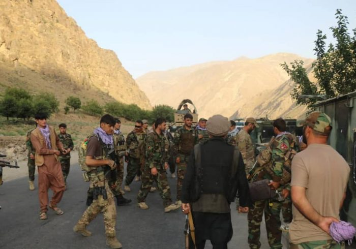 ۱۰ جنگجوی طالب و دو تروریست چیچنی در بدخشان کشته شدند