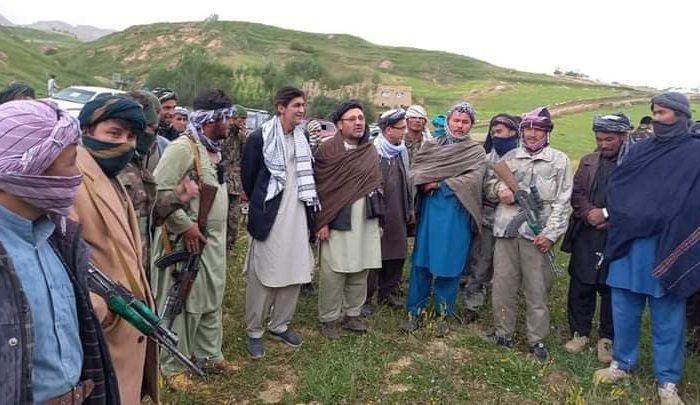 کشته و زخمی شدن بیش از ۱۰۰ جنگجوی طالب در ولسوالی بلخاب ولایت سرپل
