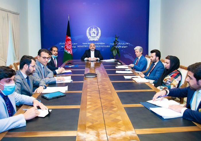 کشورهای آسیای مرکزی: اشتباه گذشته نباید بار دیگر در افغانستان تکرار شود