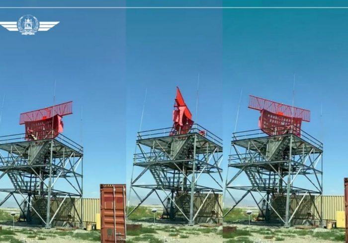 سیستم دافع هوا در کابل نصب میشود