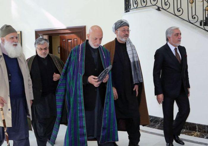 عبدالله در راس یک هیات حکومتی به دوحه میرود