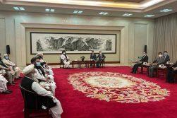 هیئت نه نفری طالبان به رهبری ملا برادر به چین رفته است