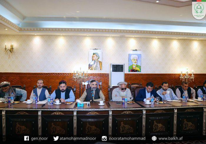 «شورای نظامی بسیج ملی» به ریاست رهبر حزب جمعیت اسلامی انتخاب شد