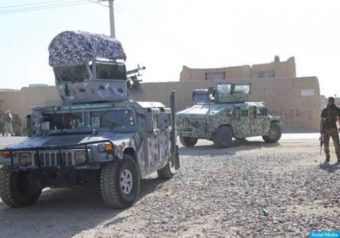 عملیات پاکسازی شهر غزنی آغاز شد