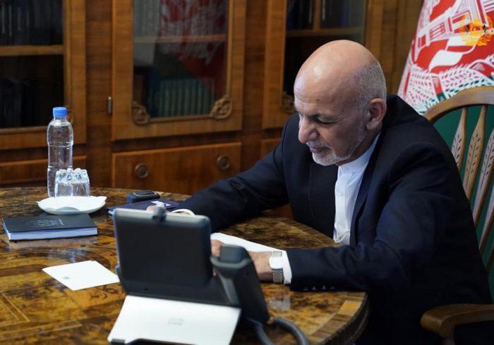 رییسجمهور: تاریخ افغانستان شجاعت و کارنامه قوای هوایی را بهخاطر خواهد داشت