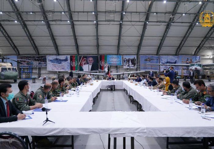 حکومت، روی تجهیز و تقویت قوای هوایی سرمایهگذاری بیشتر میکند