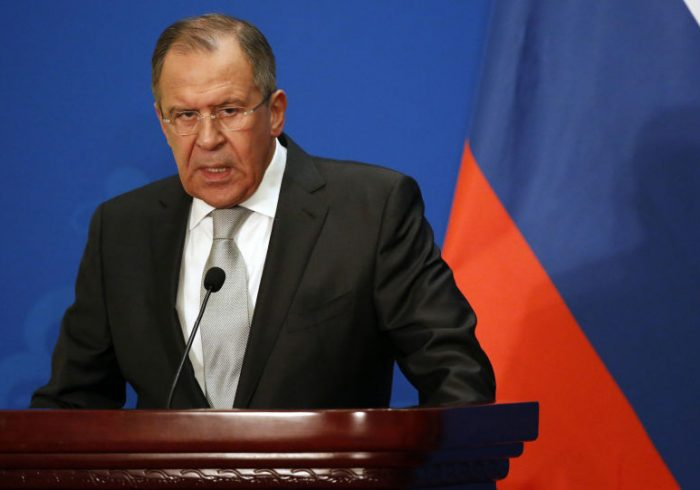 وزیرخارجه روسیه: آمادهی دفاع از متحدان مان در مقابل تهدیدها از خاک افغانستان هستیم