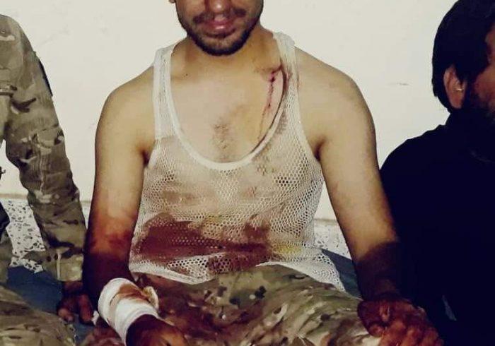 سربازیکه موتربمب را در هرات پیش از رسیدن به هدف انفجار داد و خودش زنده ماند