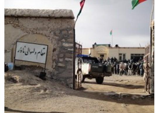 ربوده شدن سه غیر نظامی توسط طالبان در غزنی