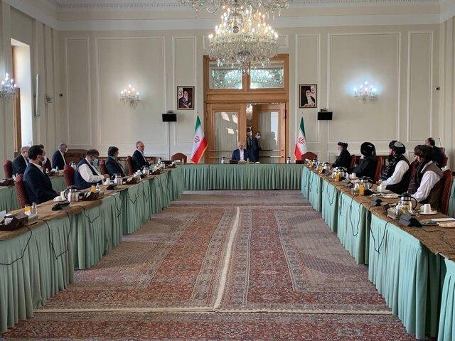 تهران میزبان نشست مشترک نمایندگان حکومت افغانستان و گروه طالبان