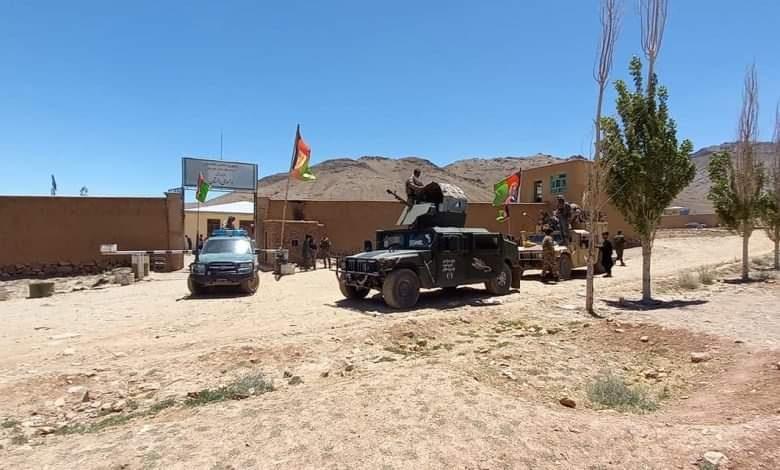آزادسازی ولسوالی مالستان غزنی از چنگ طالبان