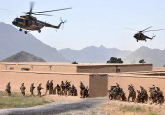 کشته شدن سه غیر نظامی در حمله هوایی نیروهای ارتش در کاپیسا