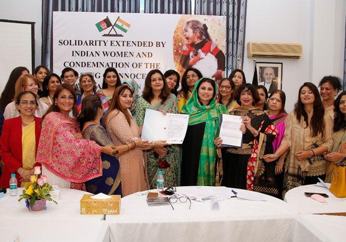 فراخوان زنان سرشناس هندی برای تامین آتشبس در افغانستان