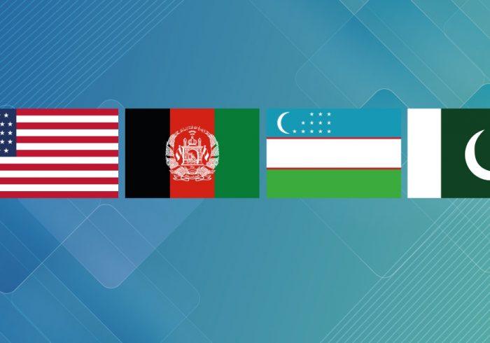 توافق چهار کشور برای ایجاد اتصال منطقهیی