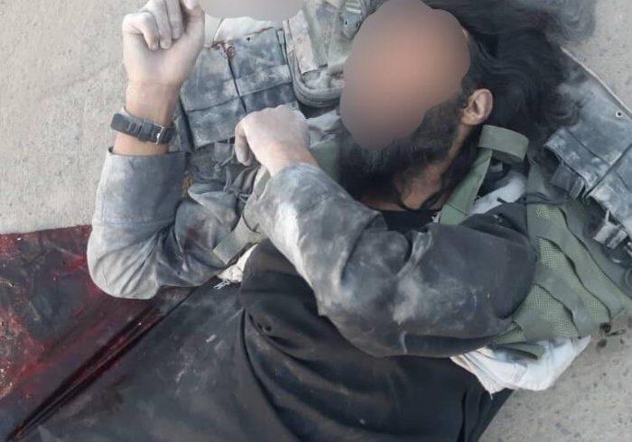 چهار جنگجوی پاکستانی در غزنی کشته شد