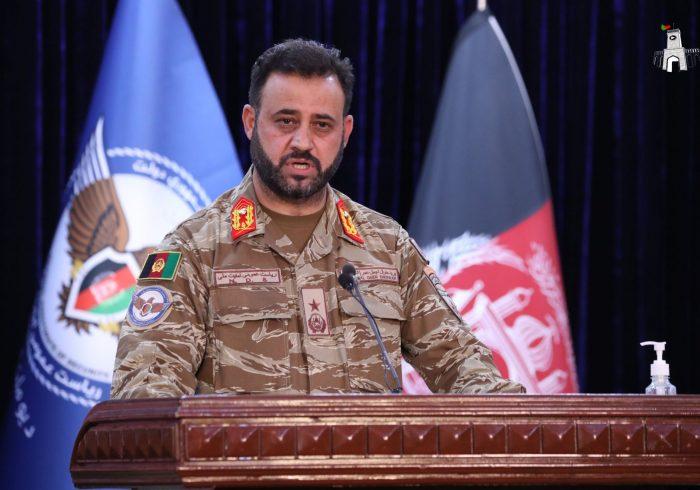 سخنگوی مشترک نهادهای امنیتی: «جنایات طالبان بیپاسخ نمیماند»