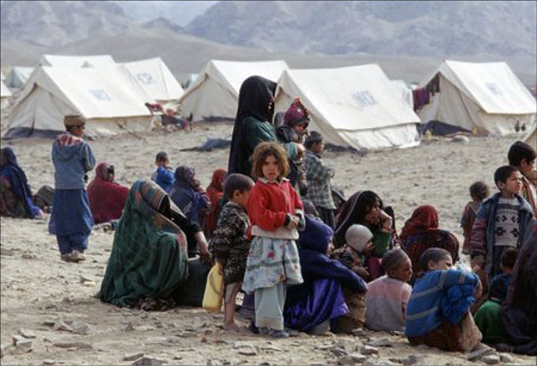جنگ در سه ماه نزدیک یک میلیون نفر را بی جا کرده است