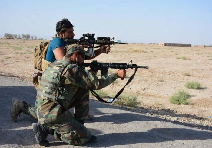 وزارت دفاع: ۱۷۲ فرد وابسته به گروه طالبان کشته شدند