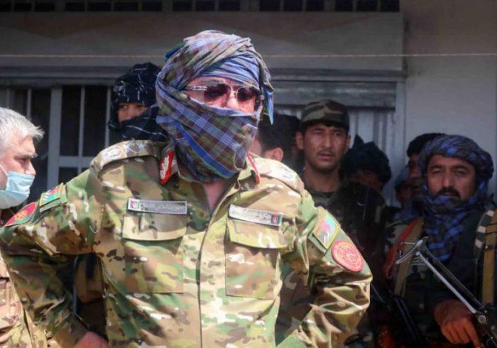 هشدار مارشال دوستم به طالبان: از شمال زنده بیرون شده نمیتوانید