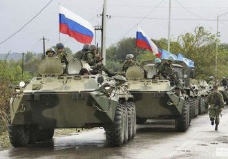 روسیه با تاجیکستان و ازبیکستان رزمایش مشترک نظامی در مرز با افغانستان اجرا کرد