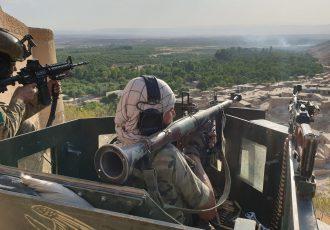 وزارت داخله: در ضد حمله مشترک در سمنگان ۱۶ طالب کشته شدند