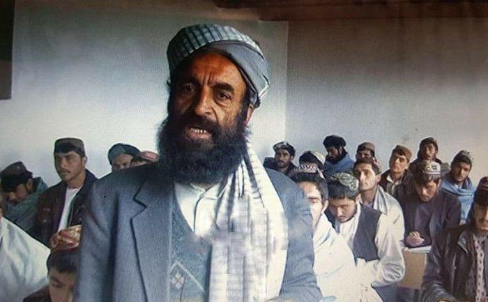 کشته شدن یک شاعر وتایخ نویس توسط طالبان در اروزگان
