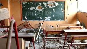 در دوماه گذشته ۱۷۲ باب مکتب توسط طالبان تخریب شده اند