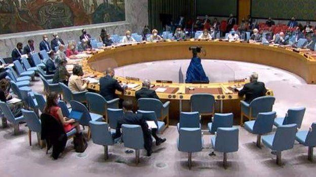 جلسه اضطراری شورای امنیت سازمان ملل درباره افغانستان برگزار شد