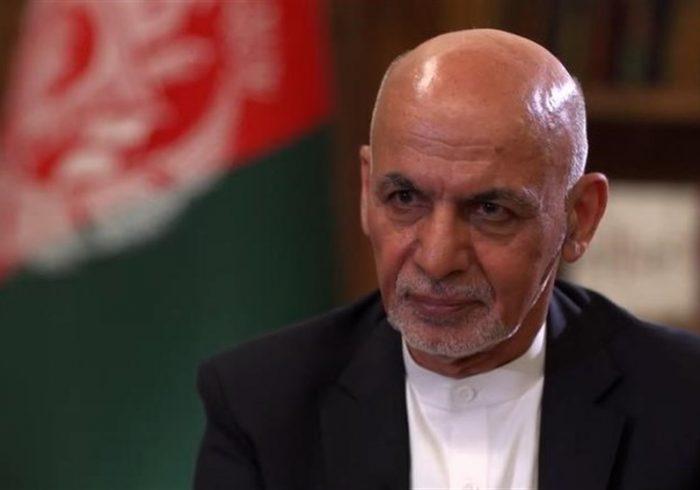 نخستین پیام اشرف غنی پس از ترک افغانستان: نخواستم خون ریزی شود