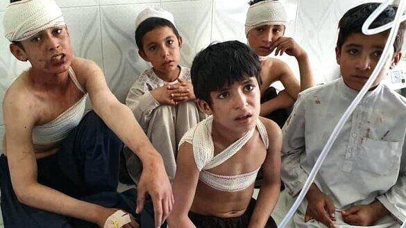 گزارش تکاندهنده یونیسف؛ ۲۷ کودک در خشونتهای سه شبانهروز اخیر در افغانستان جان باختند