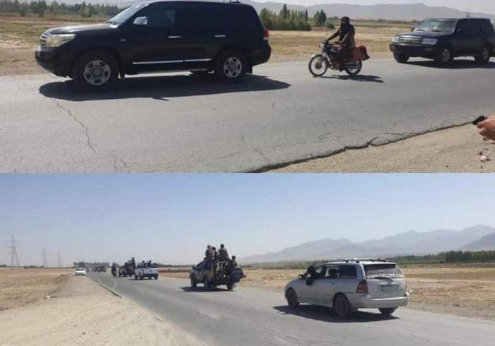 والی غزنی فرار کرد؛ شهر غزنی را طالبان تصرف کردند