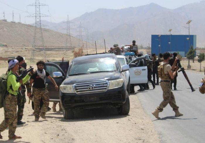 والی فراری غزنی در میدانشهر بازداشت شد