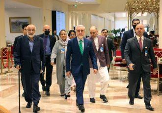 عبدالله عبدالله در نشست دوحه: جهان در برابر افغانستان نباید بیتفاوت باشد