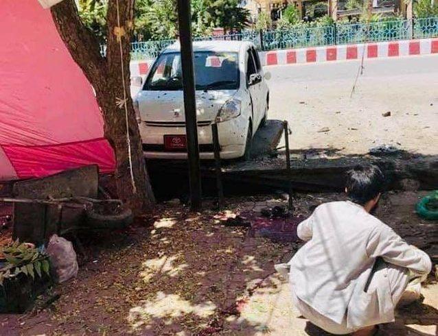 اصابت هاوان در شهر غزنی سه قربانی گرفت